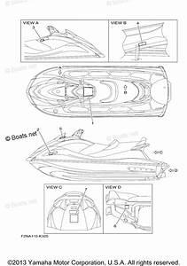 Yamaha Waverunner Parts 2011 Oem Parts Diagram For