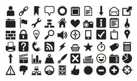 kumpulan font icon package