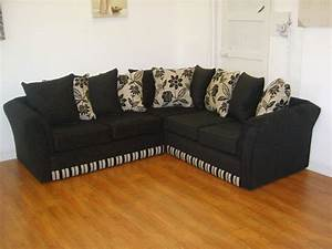 Sectional sofa wonderfull cheap black sectional sofas for Cheap sectional sofas greenville sc