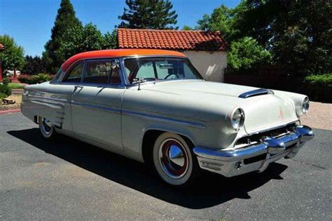 Sell used 1953 Mercury Monterey 2 DR HardTop Coupe Ford ...