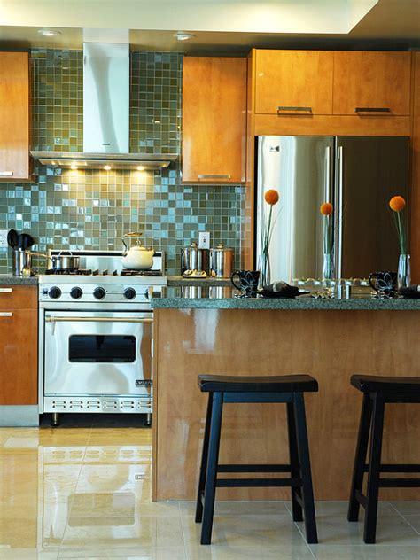 12 Unique Kitchen Backsplash Designs  Home Design