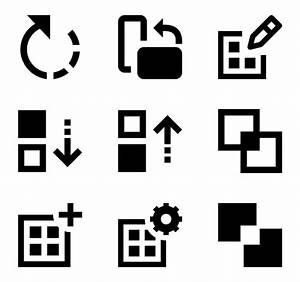 15 action icon packs - Vector icon packs - SVG, PSD, PNG ...