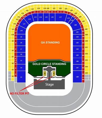Twickenham Stadium Stones Rolling Seating Stage Plan