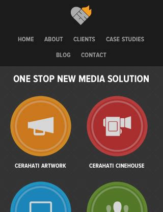 Mobile Web Design Inspiration by 50 Mobile Web Design For Inspiration Design Graphic