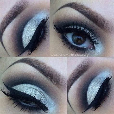 great eye makeup   brown eyes hairstyles