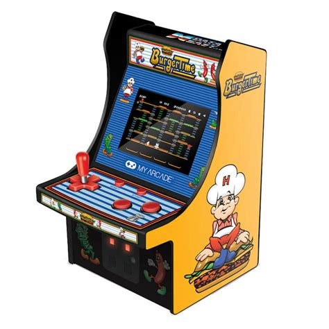 Dreamgear Burgertime My Arcade Micro Player