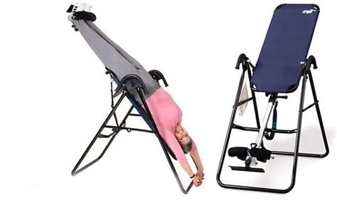how does an inversion table work do inversion tables work for back pain experts opinion