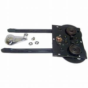 974016k Manual Rear Window Regulator Kit For 1974