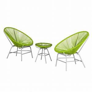 Lounge Set 3 Teilig : sitzgruppe lounge set gartenm bel 3 teilig tisch st hle gr n kunststoff neu ebay ~ Bigdaddyawards.com Haus und Dekorationen