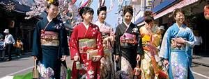 Moderne Japanische Kleidung : kimono und yukata traditionelle japanische kleidung japandigest ~ Orissabook.com Haus und Dekorationen