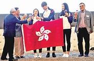 談及奧運目標 張家朗冀贏首仗 - 香港文匯報