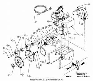 Mtd 315e740f352  1995  Parts Diagram For Engine And V