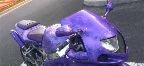 purple pearl custom paint color shift pearls