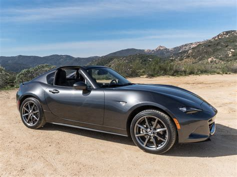 Driven 2017 Mazda Mx5 Rf  The Awesomer