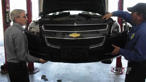how to remove a headlight assembly prime choice auto