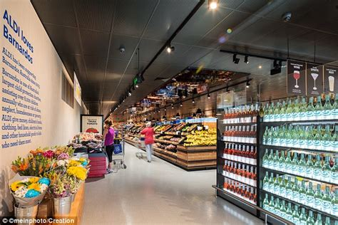 Discount Lighting Store by Inside The Posh New Aldi Stores With In Store Bakeries