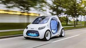 Forum Auto : smart 39 s vision eq fortwo predicts an autonomous electric future roadshow ~ Gottalentnigeria.com Avis de Voitures