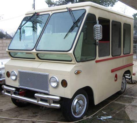 classic  jeep kaiser fleetvan restored ice cream truck