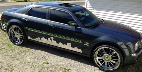 Spokane Chrysler by Seahawks Chrysler 300 Spokane Wa 24inch Rims T