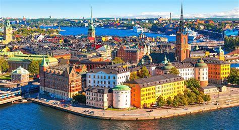 Швеция отдых в Швеции, курорты, отели, отзывы