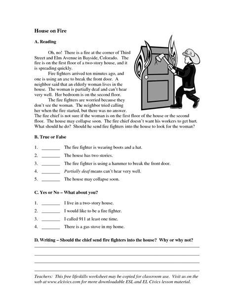 16 Best Images Of Adult Esl Worksheets  Esl Writing Worksheets For Adults, Adult Esl Vocabulary
