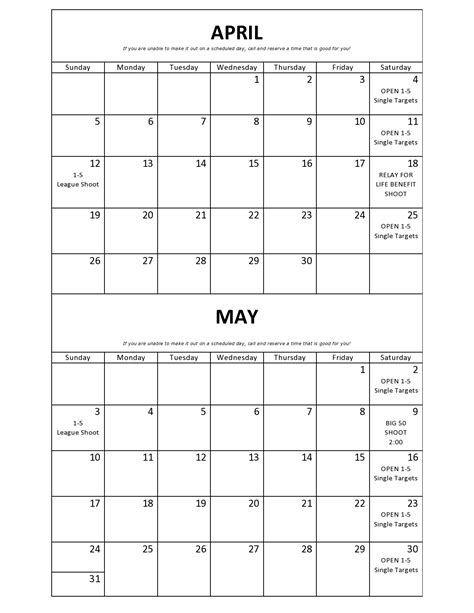 2015 Printable Calendar 4 Months To A Page Autos Post 2015 Printable Calendar 4 Months To A Page Autos Post