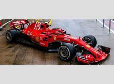 F1 2019, depositati nomi e numeri la Ferrari si chiamerà