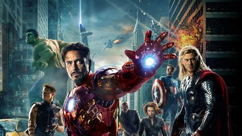 Marvel Avengers Hd Wallpaper