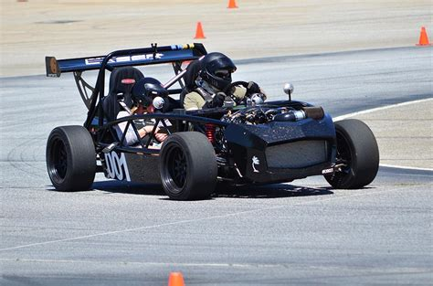 Exocet Takes Top Honors At Our Skidpad Challenge