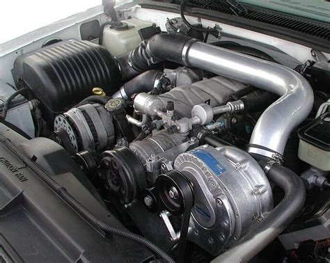 Gazgas Hummer Pro 250 Hd Photo by Chevy Gm Truck Suv Procharger 7 4l P 1sc Supercharger Ho