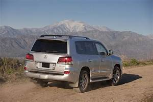 2015 Lexus LX570 Reviews And Rating Motor Trend