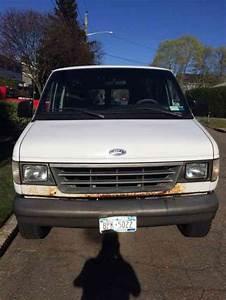 Ford E250  1996    Van    Box Trucks