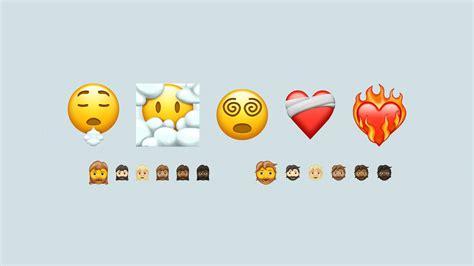 diese  neuen emojis kommen