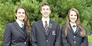 Brentwood College School - News - Fall Sports Captains