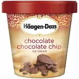 Haagen-Dazs Chocolate Chocolate Chip Ice Cream, 14 fl oz ...