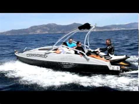 Rc Boats Vs Waves by Jet Ski On Board 300ch Doovi