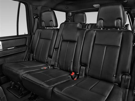 ford expedition interior 2016 image 2016 ford expedition 2wd 4 door xlt rear seats