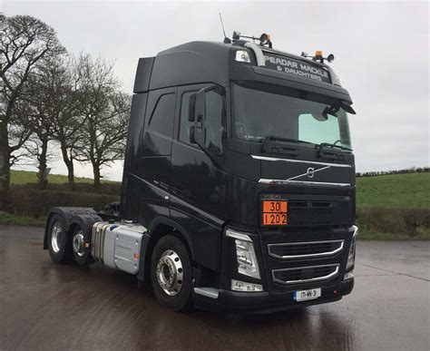 100 New Volvo Fh Truck Peter Green Chilled Adds 15