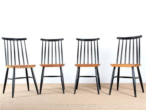 chaises fanett de ilmari tapiovaara conçues en 1949 pour