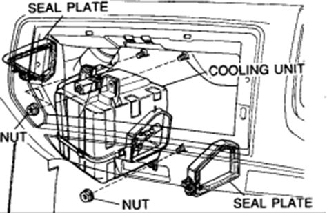 repair voice data communications 1998 infiniti q instrument cluster service manual 1996 mazda millenia how to remove evaporator ford ranger tire pressure