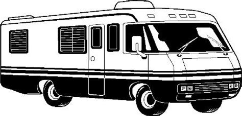 motorhome clipart black and white book of motorhome clipart black and white in ireland by