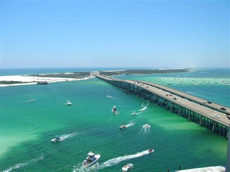 destin florida fl attractions bridge visitflorida places boat pirate coast fishing december emerald grande visit crab cruise