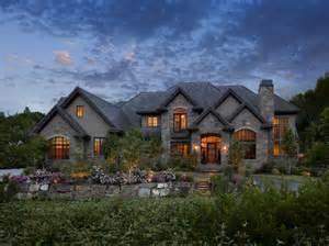 design custom home exteriors traditional exterior salt lake city by joe carrick design custom home design