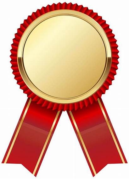 Clipart Transparent Prize Illustration Medal Ribbon Gold