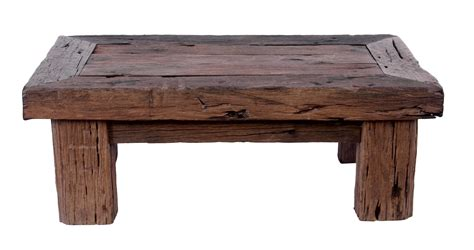 wooden tables oldwood railroad coffee table solid wood