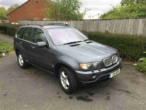 Bmw X5 44 Petrol Auto !! Mileage Only 107000 Breaking For