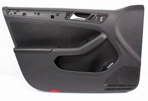 Driver Front Door Panel 11-18 Vw Jetta Mk6 Sedan