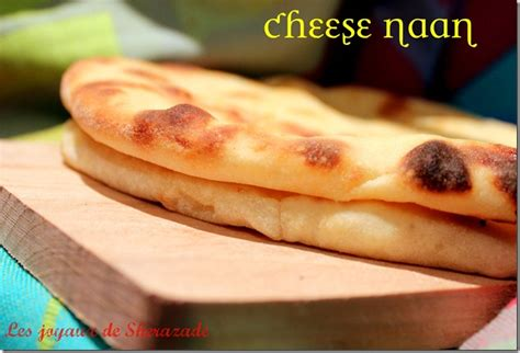 concours cuisine az cheese naan indien au fromage