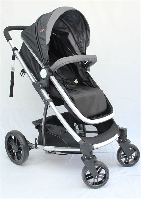 Baby Stroller by Mamakiddies Aluminium New Baby Stroller Pram Jogger With