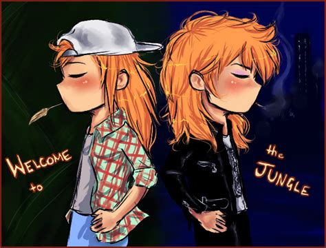 Welcome To The Jungle By Rivertem On Deviantart